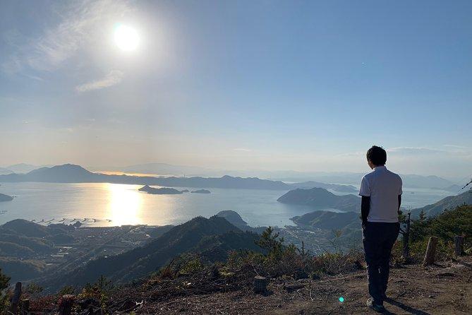 Shimanami 360 ° Panorama View Kasumigayama Tour