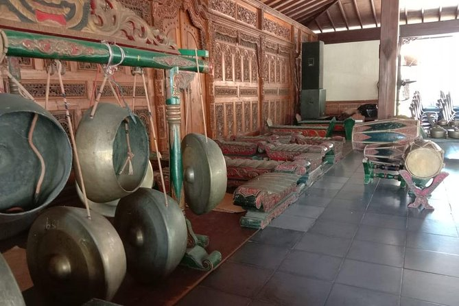 Javanese Gamelan Experience - Admission Ticket