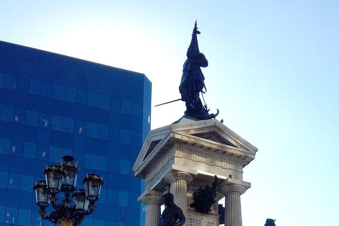 Private walking tour in Valparaíso