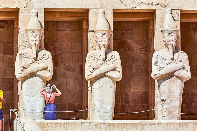 Luxor East & West Banks Full-Day Private Tour with Lunch