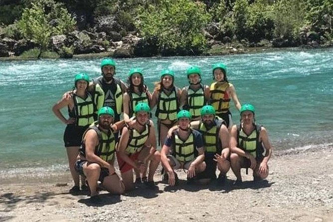 Get Ready for a Thrill on a Dalaman River Rafting Tour from Marmaris photo 4
