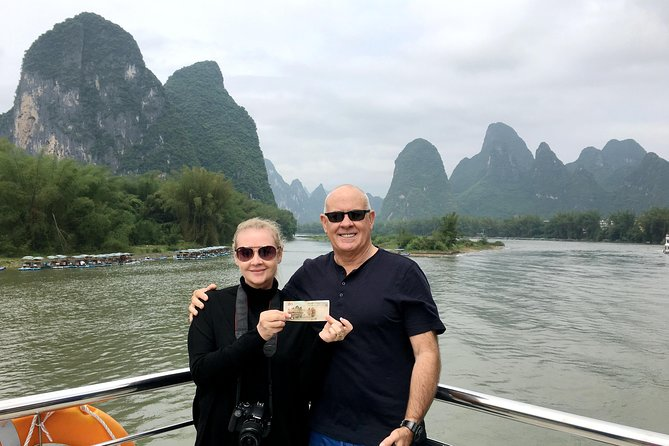 Li River Cruise to Yangshuo Full-Day Private Tour from Guilin