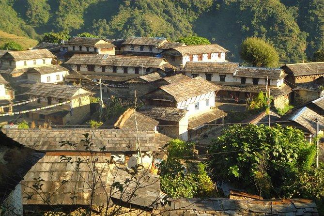 Adventure-Cultural trip in Himalayan region Nepal