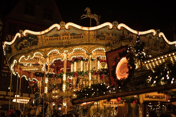 Christmas Private Daytrip - Salzburg to Vienna & back with 4/6/8h of Sightseeing