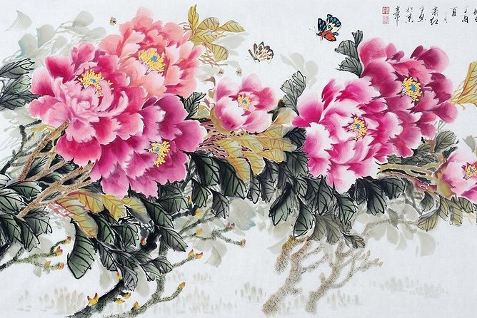 2-Hour Private Chinese Ink and Brush Painting Workshop in Shanghai