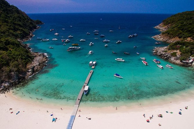 Coral Island and Racha Island Snorkeling Tour By Speedboat From Phuket