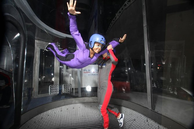 Ifly Dubai - Indoor SkyDive Fun With Private Transfers