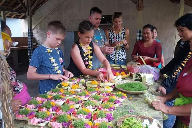 Educational Tour : Act As A Locals At Bali Traditional Rural