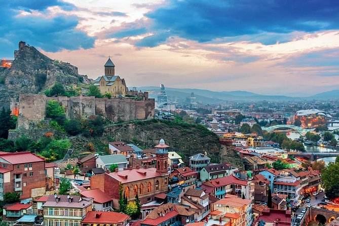 Tbilisi full day private tour