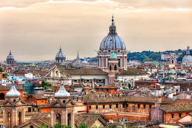 Panoramic Rome tour by car with driving escort photo 8