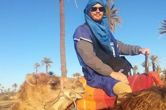 Guided Marrakech Camel Ride 02 hours