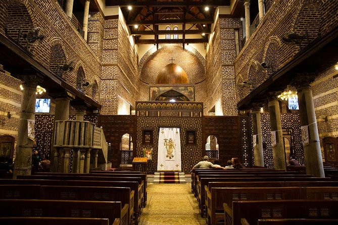 Old Cairo: Full-Day Islamic and Coptic Cairo Private Tour