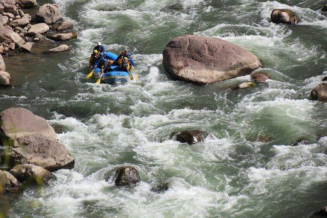 Ecoadventures river rafting- inka trail 2days,1night