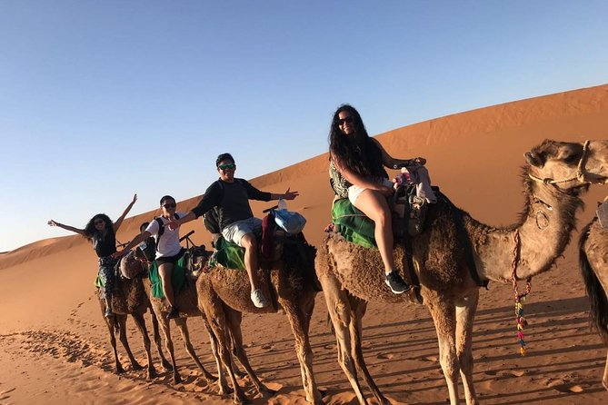 3 day shared group desert tour from Marrakech photo 2