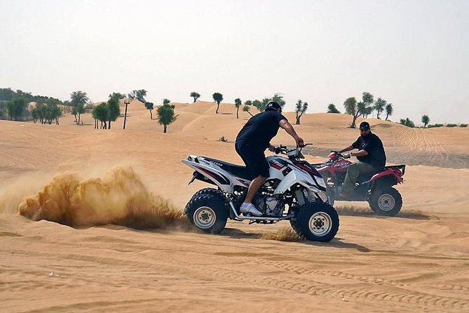 Desert Safari through Lehbab Desert