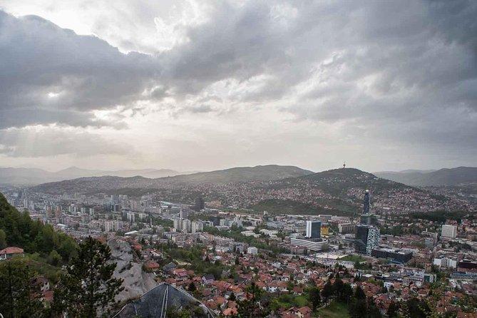 Siege of Sarajevo / War Tour