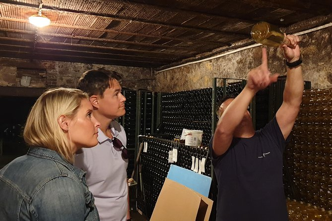 Taste champagne with a winemaker and visit his cellar. photo 13