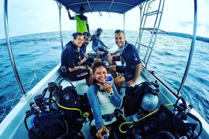 Discover SCUBA Diving in Beautiful Unawatuna Bay