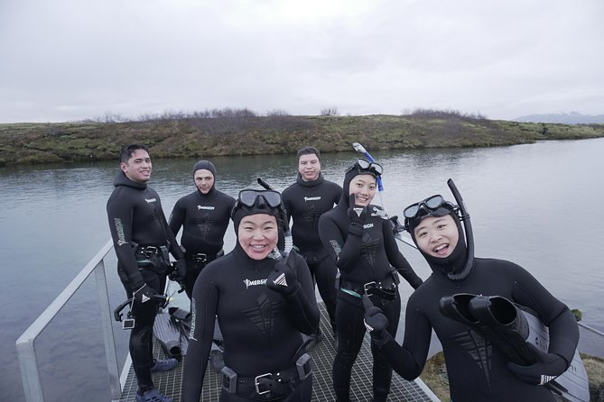 Freedive Silfra day tour