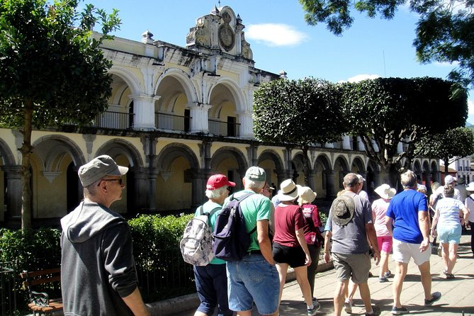 Puerto Quetzal Shore Excursion: Colonial Antigua and Hot Springs with Lunch photo 2