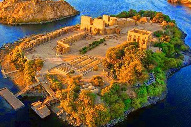 Aswan Day Tour to visit Philae Temple and Unfinished Obelisk