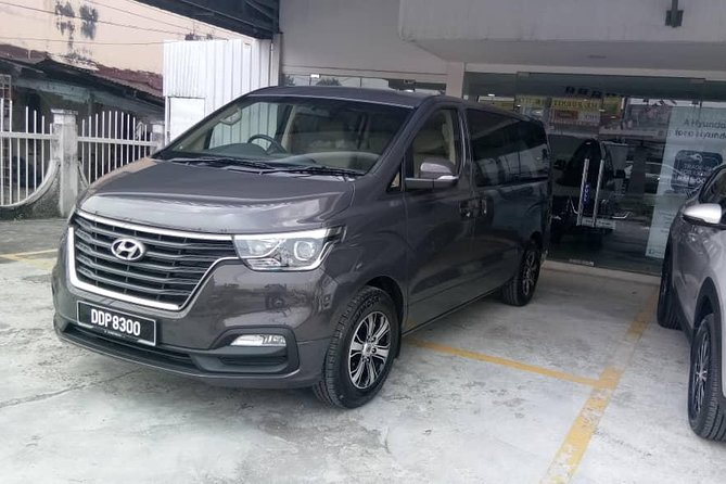 Cameron Highland Transfer From/to Kuala Lumpur Or Airport Hyundai Starex photo 1