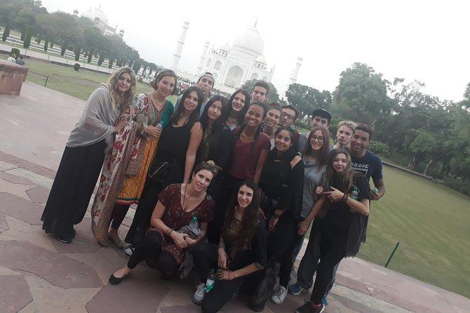 Same Day Taj Mahal Tour By Fastest Train of India