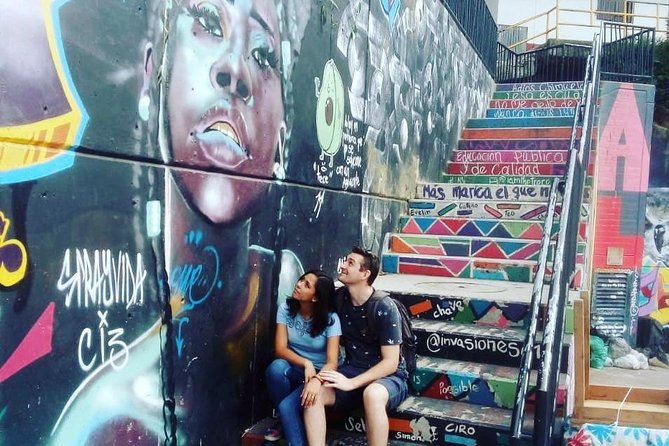 Graffiti tour electrical stairs! photo 2