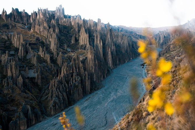 Excursão de um dia ao Vale das Animas, Vale da Lua e La Paz (privado ou 6 grupos pequenos)