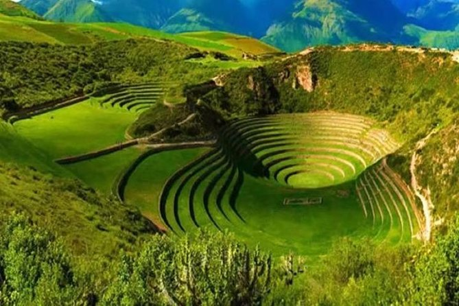 Tour Sacred Valley Vip 1 Day