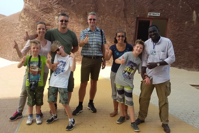 Full-Day DAKAR city / GOREE Island Tour