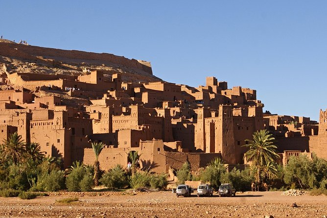 Marrakech To Ait Ben Haddou - Day Trip