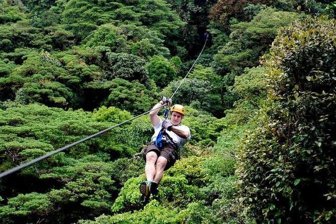Monteverde Cloud Forest Canopy Tour