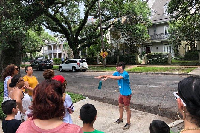 Walking Tour in New Orleans Garden District