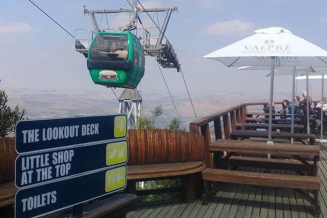 Aerial cableway Hartebeespoort Halfday tour