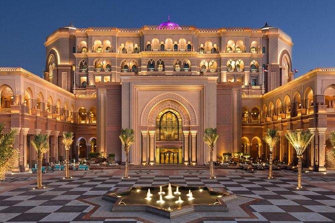 Abu Dhabi Tour (Chauffer Drive plus Guide)