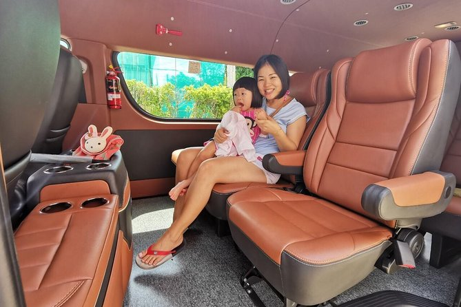 Round Trip Private Airport Transfer