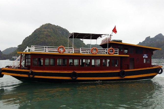 Cat Ba Day Cruise