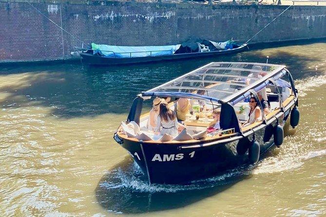 Cruzeiro pela experiência de Amsterdã