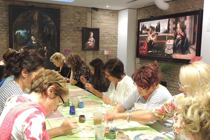 Ancient Fresco Mosaic Art Workshop