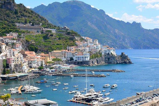Discover the Amalfi Coast - Full Day