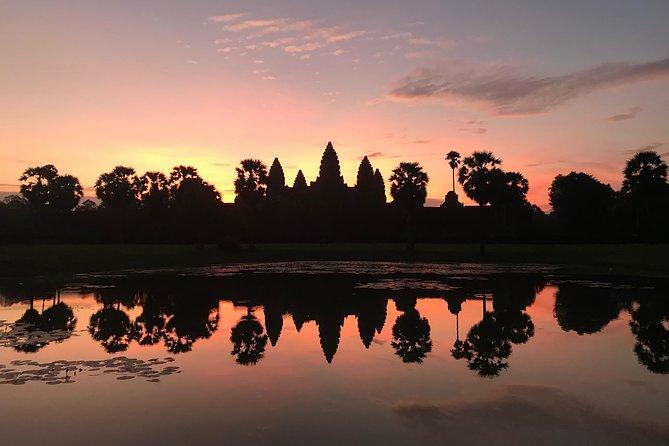 Private Sunrise Angkor Tour