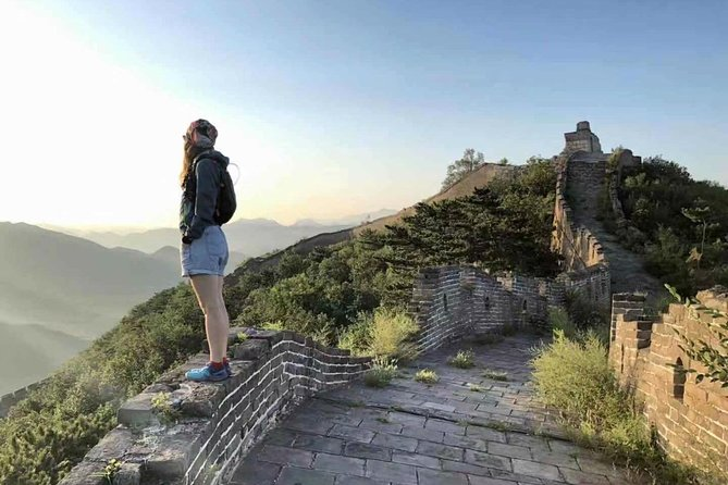 Wild Great Wall hiking and camping tour