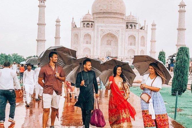 Sunrise tour of Taj Mahal