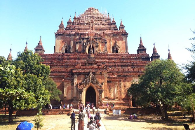 Free & Easy Tour Of Bagan, Salay & Mt Popa