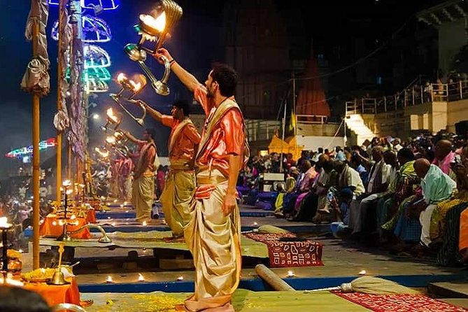 5:hours Private Evening Aarti With Rooftop Dinner