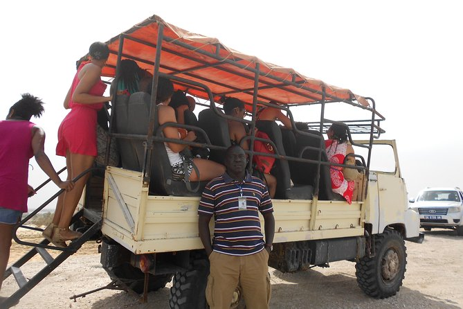 Experience Dakar-Goree-Pink Lake-Safari tour in 2 days