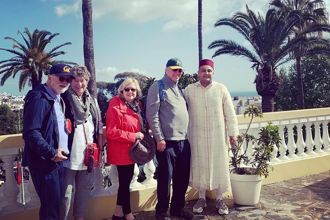"""Rabat Private tour """" Day tour from Tangier """""""