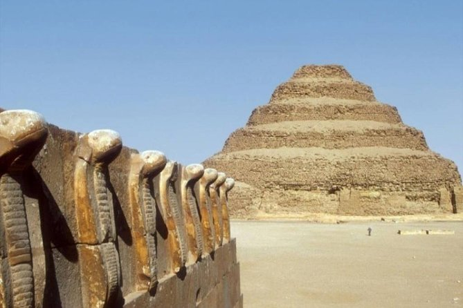 Day Tour to Memphis and Dahshur with Egyptian Lunch from Cairo photo 3