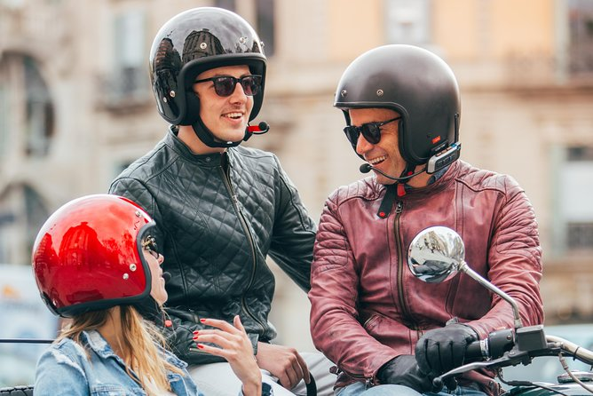 Sidecar Tour of Barcelona Highlights 3:00h - PRIVATE